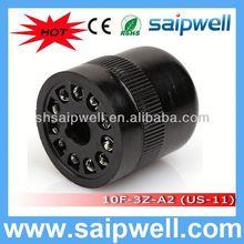 2014 NEW Bakelite Relay Socket US-11 custom electrical relay socket