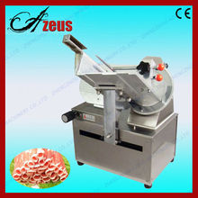 High output electric industrial used meat slicers for hot pot restaurant