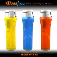 wholesale cheap plastic lighter refillable cigarette lighter
