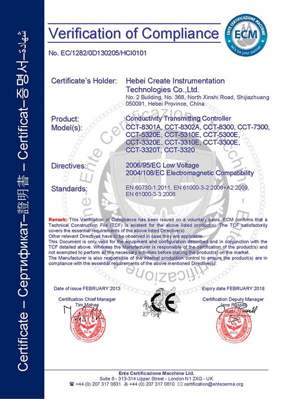 industrial online color screen digital water analyzer conductivity ...