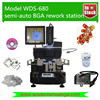 WDS-680 Semi-auto Optical Alignment System Bga soldering Machine Laptop cellphone chip Repair equipment