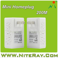 Home/Office/Hotel 200Mbps powerline adapter review home networking adaptors