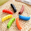 Soft bag handle cover eco-friendly silicone rubber hand grip