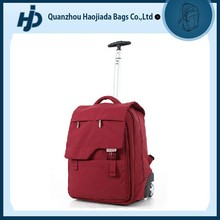 2015 China Factory easy carry on trolley travel bag