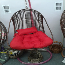 New model hanging swing chair promotion egg chairs hanging chair