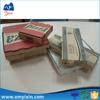 Rectangular pizza packing box