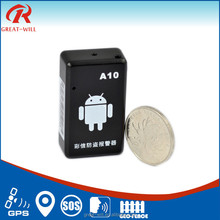 real time hidden anti-lost gps tracker sms based vehicle tracking 12V