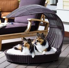 Elegant outdoor dog beds canopy dog bed