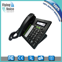 Best wireless voip CPE manufacture Flyingvoice wifi sip desk phone IP622W
