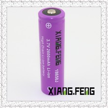 Top selling 18650 2600mah battery 18650 3.7V power tool battery 18650 battery