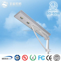high illumination solar led street light ,high efficiency,high power with timer solar street light