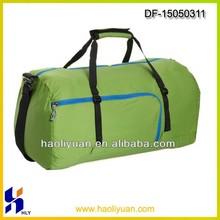 Cheap 190T Folding Polyester Duffel Bag,Promot bag