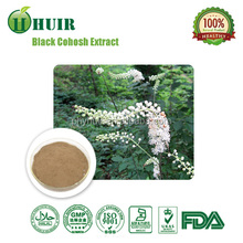 GMP factory Black Cohosh Extract Actaea racemosa Triterpenoid Saponins