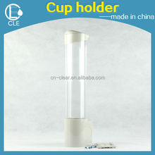 acrylic cup dispenser