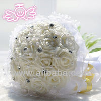 2014 Hot New Products crystal letter bouquet jewelry b
