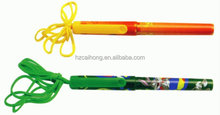 Lovely ball pen with rope/sling&popular promotional gifts pen&ABS material ballpoint pen for students/office