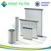 FORST Polyester Pleated Bag Filters For Cement Dust