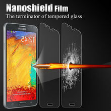 New product high clear nano screen protector for samsung galaxy note3 nano anti-shock shield