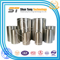 Super connection strength of steel sleeve /Parallel Thread rebar Coupler/reinforcing bar Coupler and the direction for worldwide