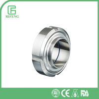 Sanitary Stainless Steel Forged Union(CE,ISO Certificate)
