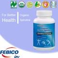 suplementos nutricionales orgánica spirulina en polvo tabletas suplementos culturismo