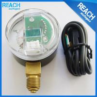 cng gas pressure gauge / CNG manometer / gas fuel pressure sensor