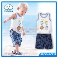 Hot sale 2015 baby boy summer clothes boy dress model .