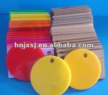 plastic sheet/panel/board with plastic pp