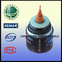 State Grid High Voltage Types of Electrical Underground Cables