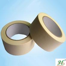 Silicone adhesive automotive masking tape 3m