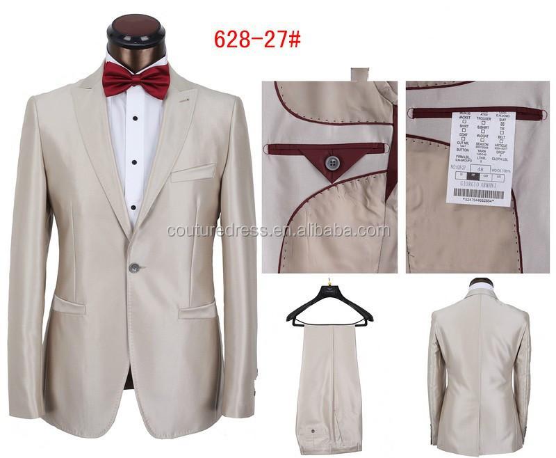 Stylish Wedding Suit For Men Coat Pant Men Suit Wedding