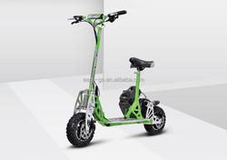 Uberscoot 2 wheel foldling evo kids gas dirt bikes with CE certificate hot on sale