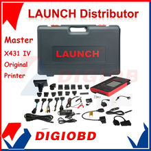 100% Original Launch X431 Master IV, Scan tool Launch X-431 X431 IV Global Version, Update Online