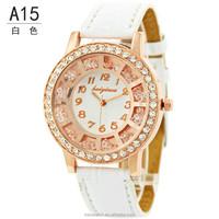 2015 wholesale brand watch china factory japan movt alloy bezel quartz watch A14-A15