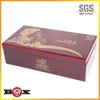 Hot Sale Custome Logo Printed Foam Insert Cosmetic Packaging Boxes Luxury