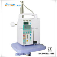 volumetric infusion pump for intravenous infusion