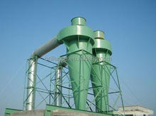 Centralized cyclone dust collector system/dry grinding