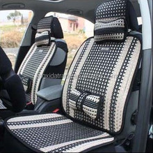 Easy clean new design PU leather car seat cover