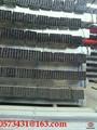 150 x 150 acero tubo cuadrado