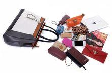 Italy style Popular High-end quality fashion PU bag luxury cosmetic bag
