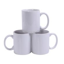 11 oz white sublimation heat transfer mug