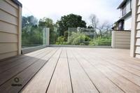 DassoXTR outdoor bamboo decking