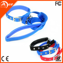 China Factory Price Dog Collar Nylon Pet Dog Collar and Leash in Sale