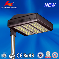CE,RoHS,UL Certification and Aluminum Lamp Body Material led street lights 150 watt