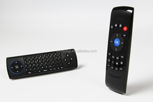 2.4g mini wireless keyboard with Gyroscope 2-IN-1 Smart 2.4GHz + Touchpad Handheld Wireless Keyboard Combo