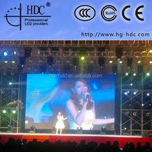 P8.9 P10.4 rental led module for stage background concert