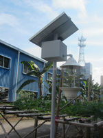solar power insect killer lizard repellent