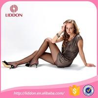Ultra fashion hot style ladies sexy feet black japanese tube nylon pantyhose