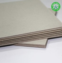 Dongguan Greyboard Youngsun papel imprenta Mnufacture China 1.5 mm grueso tablero de papel