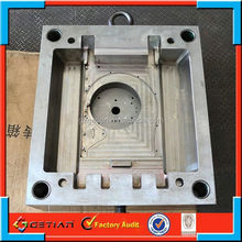 shell arts and crafts plastic injection mold